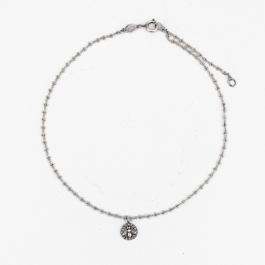 La Vie Bee Silver Necklace
