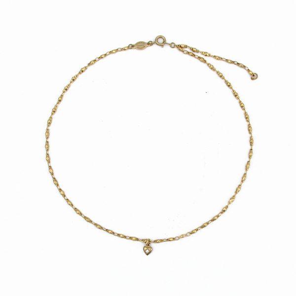 Tiny Heart Necklace 1