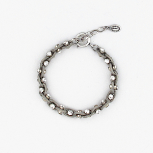 Skyler Silver Bracelet