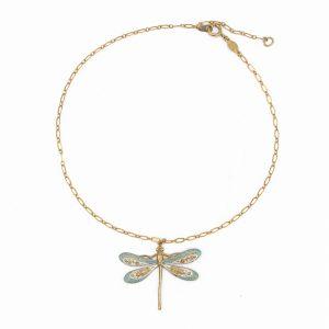 Art Nouveau Treasure Necklace