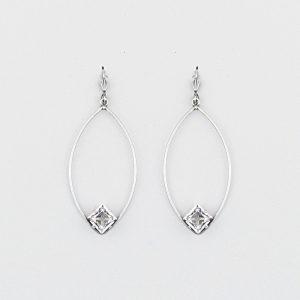 Essie Silver Earring